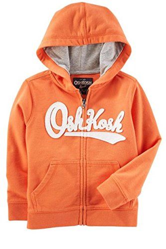 OshKosh B'Gosh Baby Boy French Terry Logo Hoodie