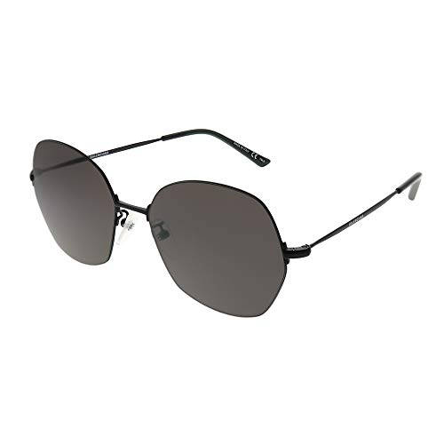Balenciaga Sunglasses Black/Grey Lens 58 mm
