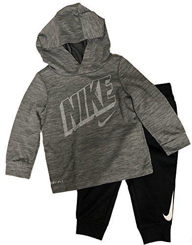 Nike DRI-FIT Hoodie & Jogging Pants Set (Baby Boys)