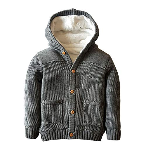 Dealone Baby Boys Hoodies Toddler Long Sleeve Pocket