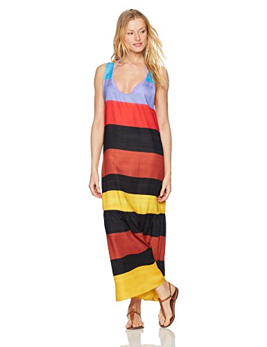 Mara Hoffman Women's Valentina Tank Maxi Coverup Dress