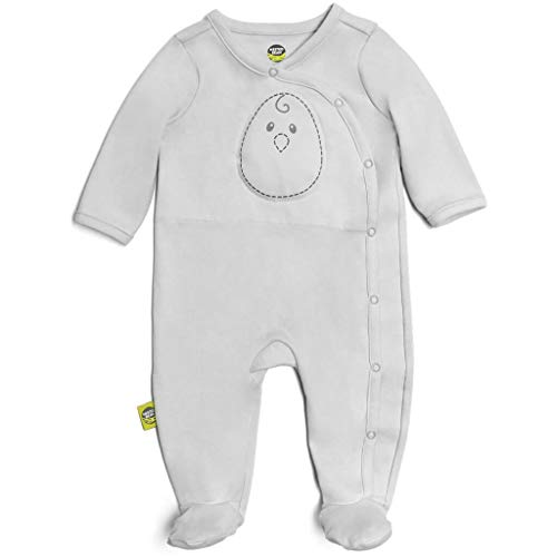 Nested Bean Zen Footie Pajama Classic - Gently Weighted