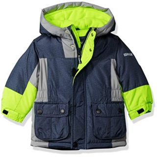 Osh Kosh Baby Boys Classic Heavyweight Active Parka