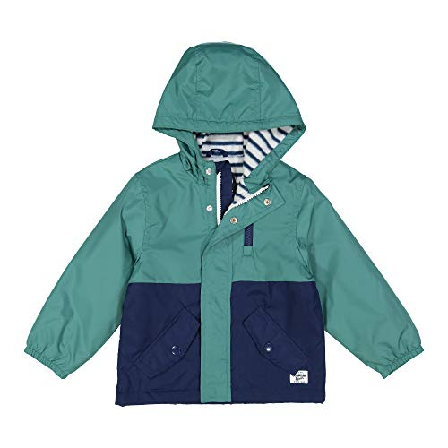Osh Kosh Baby Boys Midweight Fleece Lined Windbreaker Jacket