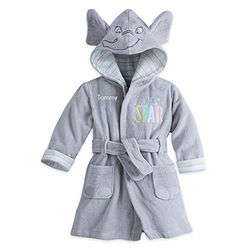 Dumbo Disney Robe For Baby -Not Personalizable