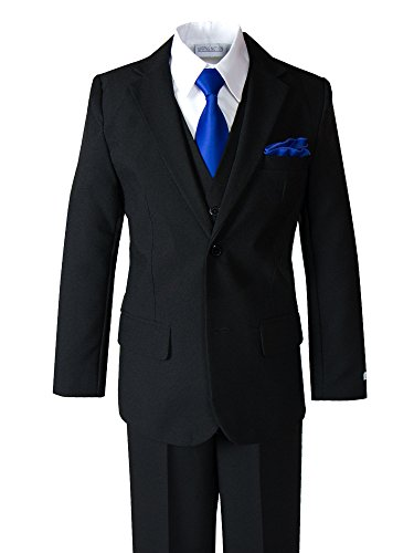 Spring Notion Little Boys' Modern Fit Dress Suit Set