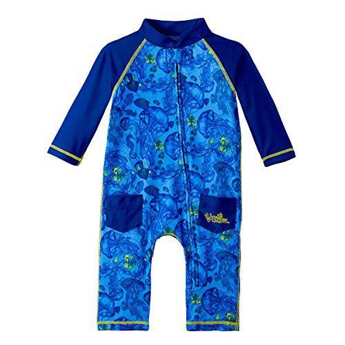 UV Skinz UPF 50+ Baby Boys Sun & Swim Suit
