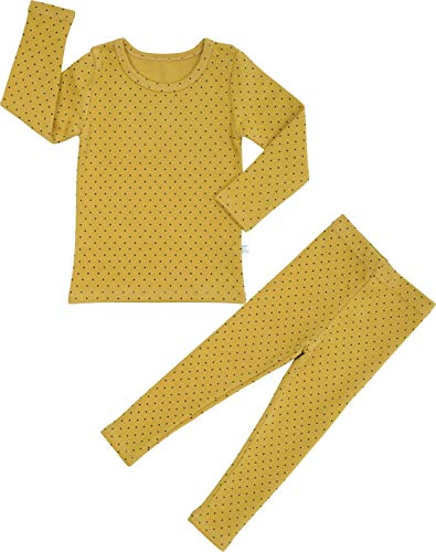 Baby Boys Girls Polka dot Pajama Set 6M-8T Kids Toddler Snug fit