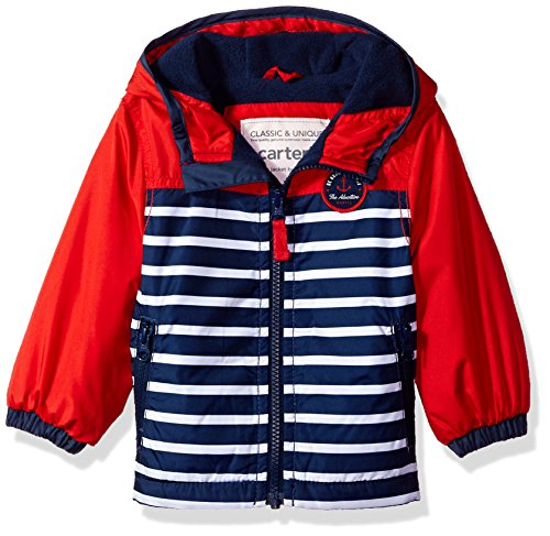 Carter's Baby Boys' Toddler Fleece Lined Perfect Midweight Jacket