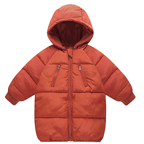 LANBAOSI Baby Boys Girls Winter Coat, Toddler Kids