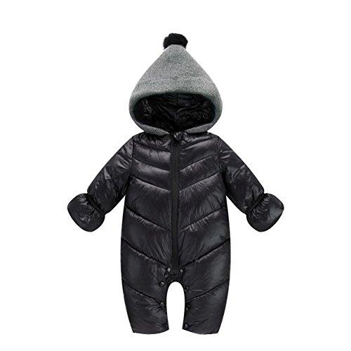 Genda 2Archer Unisex Baby Hooded Puffer Jacket
