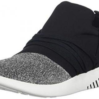 DV by Dolce Vita Women's Rumble Sneaker Black Fabric