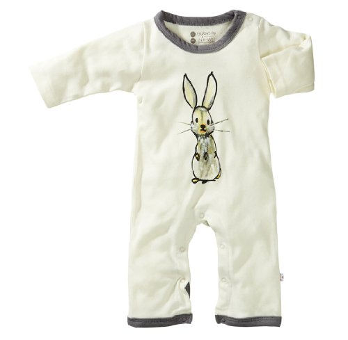 Babysoy Baby-Boys Janey Baby One Piece Bodysuit