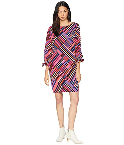 Trina Turk Women's Jaxon Dress Multi Petite
