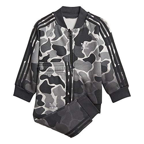 adidas Originals Baby Infant Superstar Camo Tracksuit
