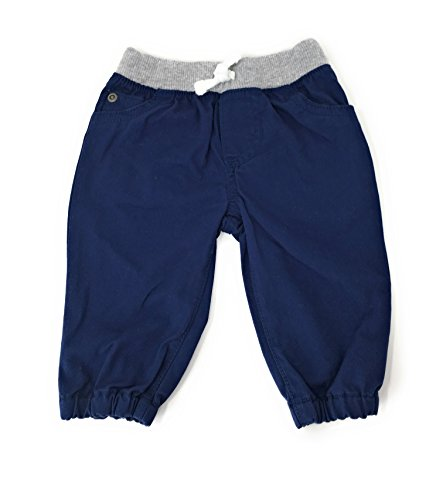 Carter's Baby Boys' Pull On Canvas Joggers 24 Months