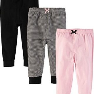 Wan-A-Beez Boys' and Girls' 3 Pack Pants