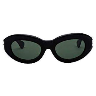 Chrome Hearts Women's Black Acetate Sunglasses