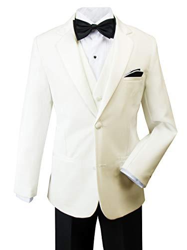 Spring Notion Baby Boys' Modern Fit Tuxedo Set