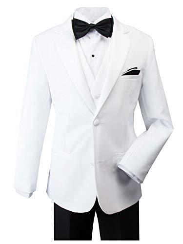 Spring Notion Big Boys' Modern Fit Tuxedo Set