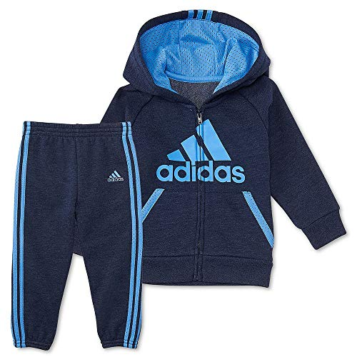 adidas Infants Poly Fleece Set Kid's Track Suit