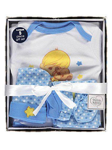 Precious Moments Baby Boys Star & Teddy 5-Piece
