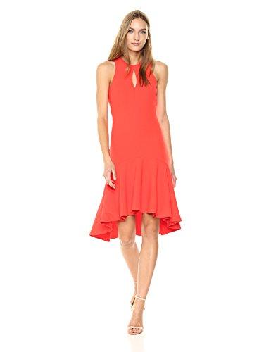 Trina Turk Women's Petal Dress, Ladybug
