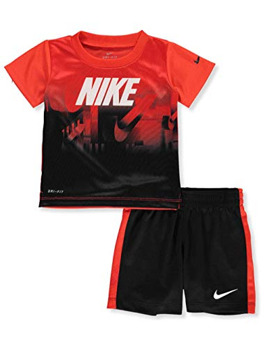 Nike Baby Boys' 2-Piece Shorts Set Outfit - Colors as Shown