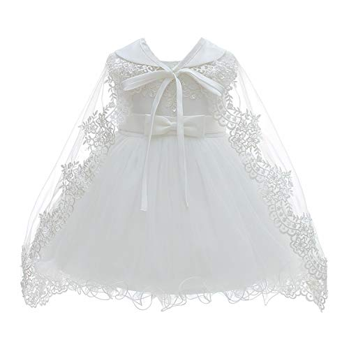 Silver Mermaid Baby Girls Christening Baptism Dress Satin
