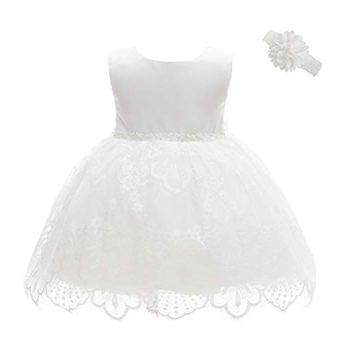 Moon Kitty Baby Girls Baptism Dresses Christening Special Occasions