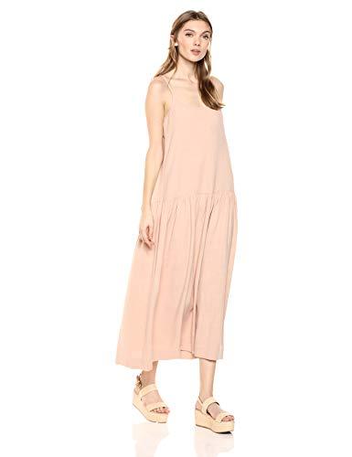 Rachel Pally Women's Linen Willis Dress, Sand, S