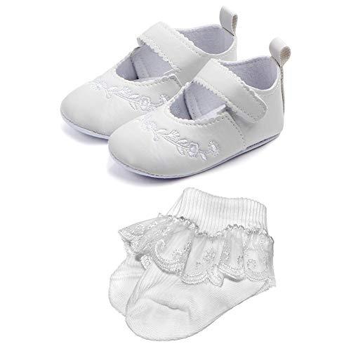 NewJourney Baby Girl Christening Baptism Shoes
