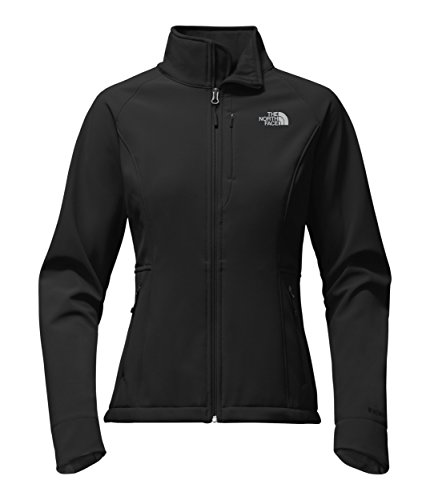 The North Face Women's Apex Bionic 2 Jacket TNF Black/Mid Grey Medium