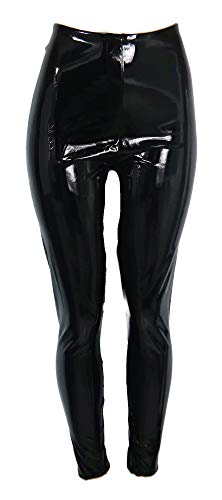 commando Women's Faux Patent Leather Perfect Control Leggings