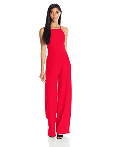 Black Halo Women's Joaquin Jumpsuit, Wildfire