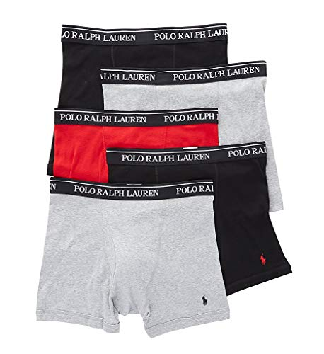 Polo Ralph Lauren Classic Fit 100% Cotton Boxer Briefs