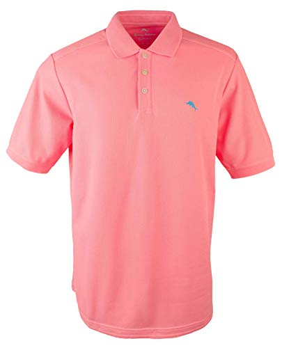 Tommy Bahama Men's Big and Tall Emfielder Polo Shirt