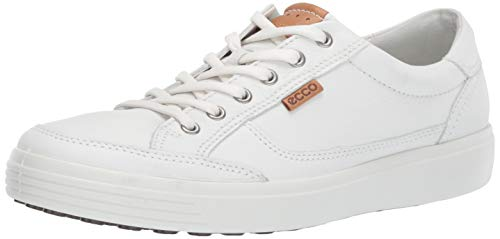 ECCO Men's Soft 7 Sneaker White 47 M EU