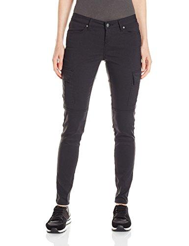 prAna Women's Meme Pants, Black, Size 4