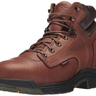 "Timberland PRO Men's Titan 6"" Safety Toe Work Boot"