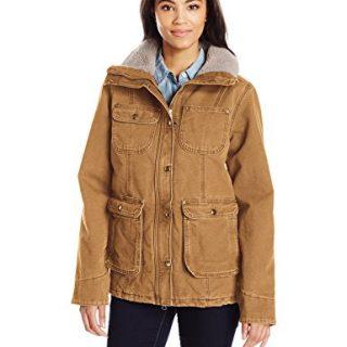 Carhartt Women's Weathered Duck Wesley Coat