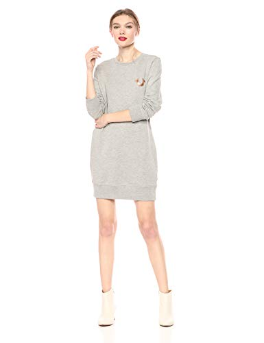 True Religion Women's Buddha Sweatshirt Dress