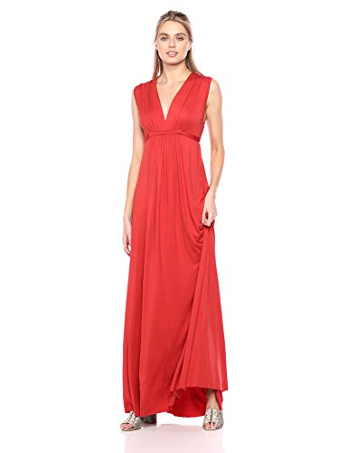 Rachel Pally Women's Long SLVLESS Caftan, Poppy, L