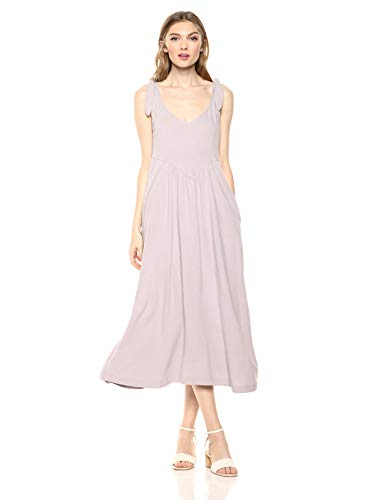 Rachel Pally Women's Linen Katy Dress, Wisteria, L