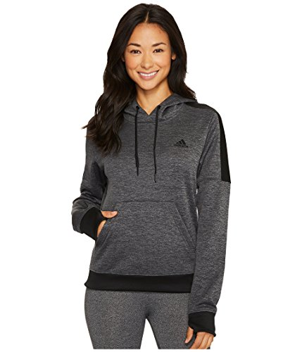 adidas Women's Team Issue Fleece Pullover Hoodie