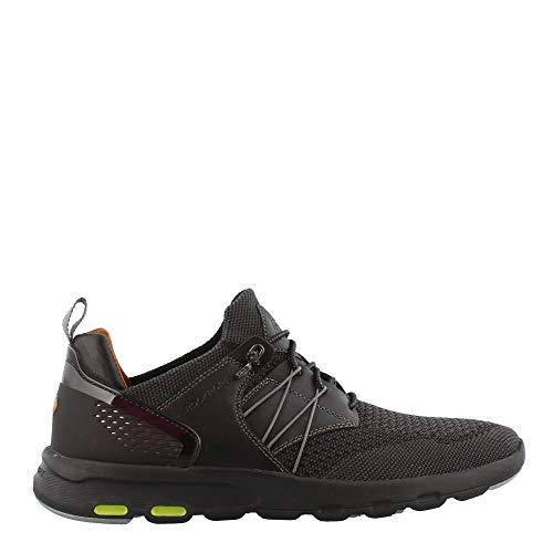 Rockport Men's, Lets Walk Bungee Walking Sneakers Black