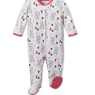Lamaze Organic Baby Baby Pure Organic Cotton Girls Sleep n Play