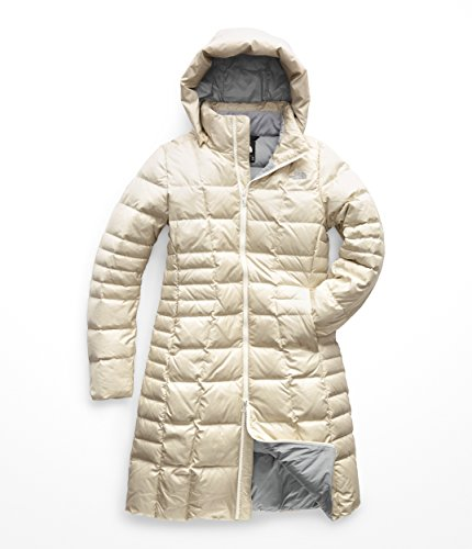 The North Face Women's Metropolis Parka II Vintage White X-Large