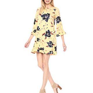 Rachel Pally Women's Paulie Dress Print, Tulip M