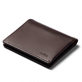 Bellroy Leather Slim Sleeve Wallet - Java Caramel